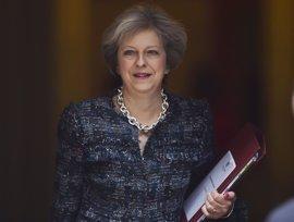May confía en que prospere el recurso para que no haya votación parlamentaria sobre el Brexit