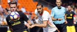 Saúl y Aarón Martín, novedades en la Sub-21 para el 'play-off'