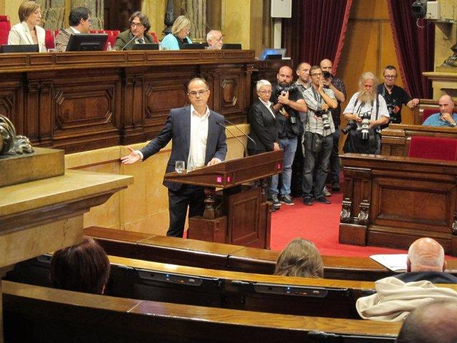 Jordi Turull, PDC