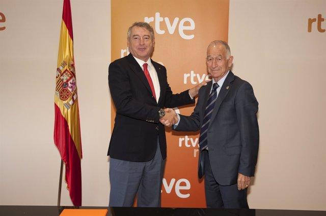 RTVE es uno de los principales patrocinadores de Fical.