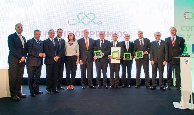 Entrega premios campaña la Sexta