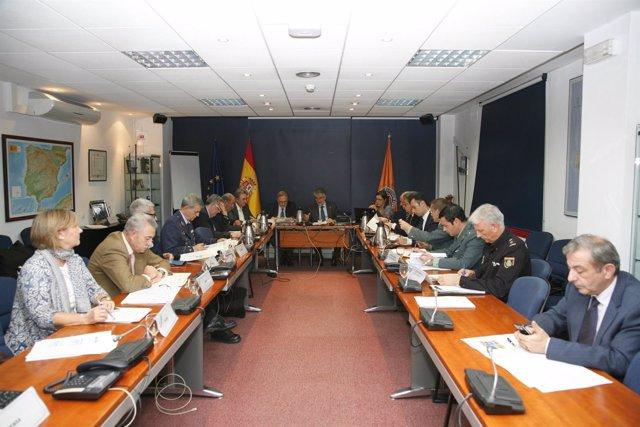 Comité Estatal de Coordinación de incendios forestales