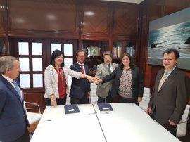 Universidad de Sevilla realizará un diagnóstico del Muelle de Tharsis