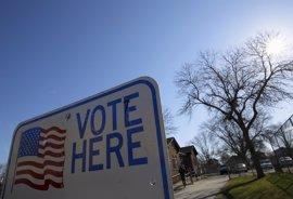 La baja participación en EEUU obliga a los candidatos a enfocarse en los estados bisagra