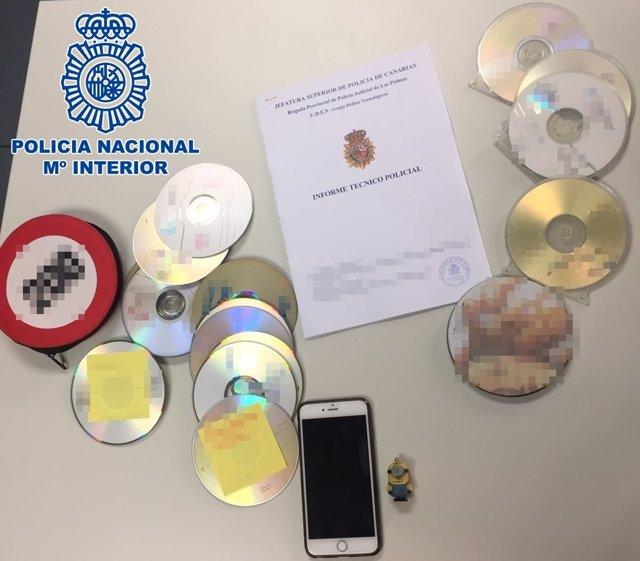 """Nota De Prensa: """"La Policía Nacional Detiene A Un Hombre Por Abusos Sexuales A U"""