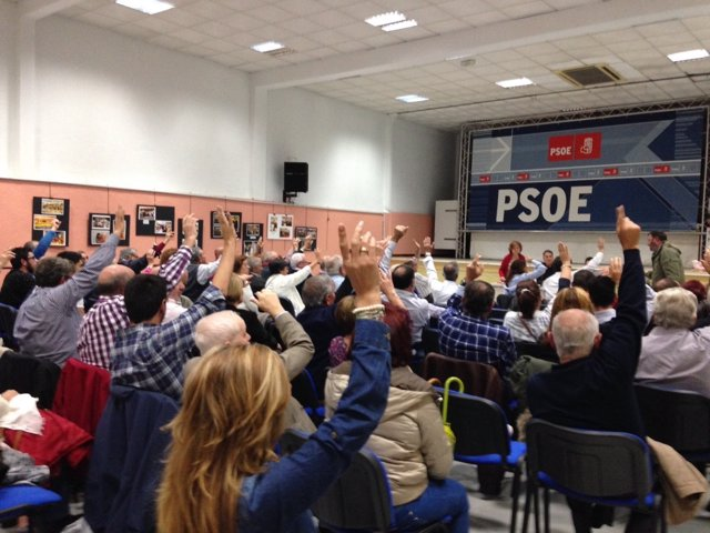 Asamblea PSOE Getafe