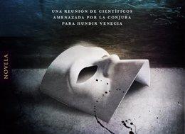 Portada de la novela 'Sombras de agua' de Félix G. Modroño
