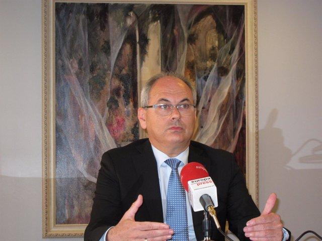 El director general del Consejo Regulador, José Luis Lapuente, analiza sector