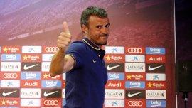 """Luis Enrique: """"Los 40 minutos de Manchester fueron mejores que el 4-0 del Bernabéu"""""""