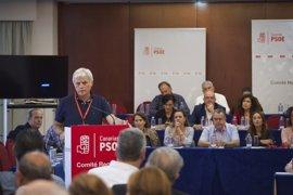 El Comité Regional del PSOE ratifica el pacto con CC con un 87% de apoyos