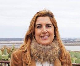 La parlamentaria del PSOE de Huelva Manuela Serrano