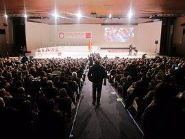 El congreso del PSC tumba una propuesta para celebrar una consulta independentista