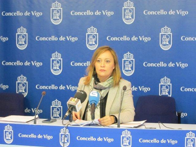 Elena Muñoz, del PP de Vigo