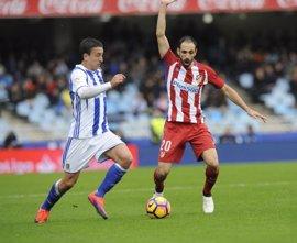 """Juanfran: """"No hay excusas, cabeza alta y seguro que ganamos al Madrid"""""""