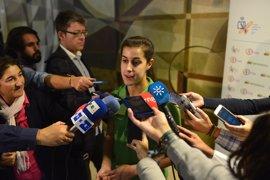 Carolina Marín destaca la capacidad de Bilbao como sede organizadora en el Mundial Junior
