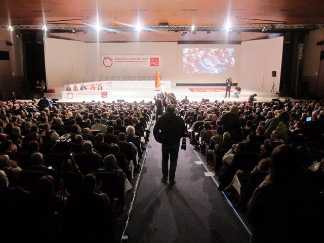 Plenario del XIII congreso del PSC