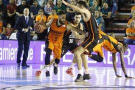 El Valencia Basket cae en Fuenlabrada y Obradoiro supera al Zaragoza
