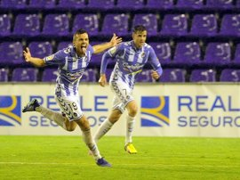 El Valladolid frena la racha del Sevilla Atlético