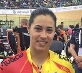 Tania Calvo se cuelga el bronce en la Copa del Mundo de Glasgow