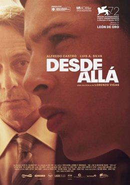 Cartel de la película 'Mas allá'