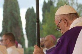 El Papa reclama a las autoridades civiles que reinserten a presos por el Año de la Misericordia