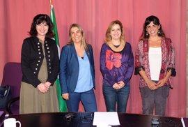 Podemos Andalucía abre las votaciones para elegir líder entre Rodríguez, Gutiérrez y Lizarrága