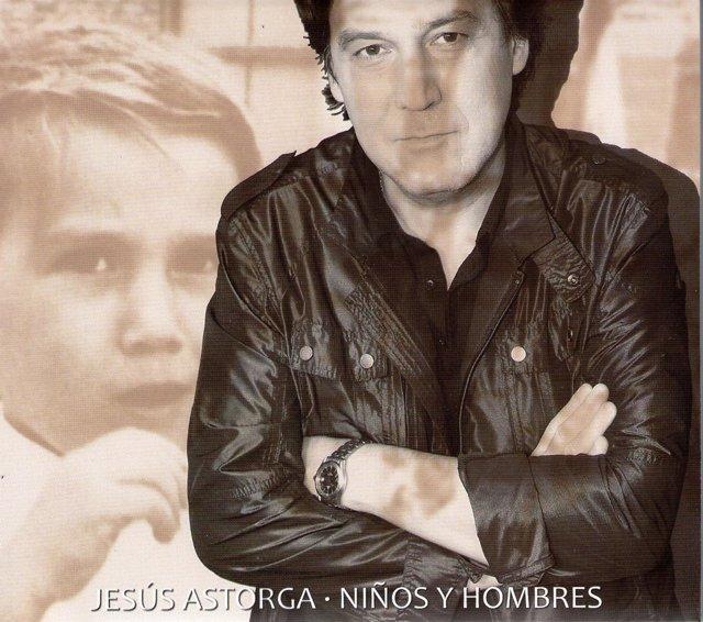 Portada del nuevo disco de Jesús Astorga, 'Niños y hombres'