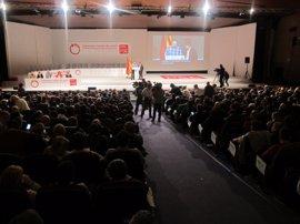 Un 88% de delegados del PSC avalan la nueva Ejecutiva de Iceta