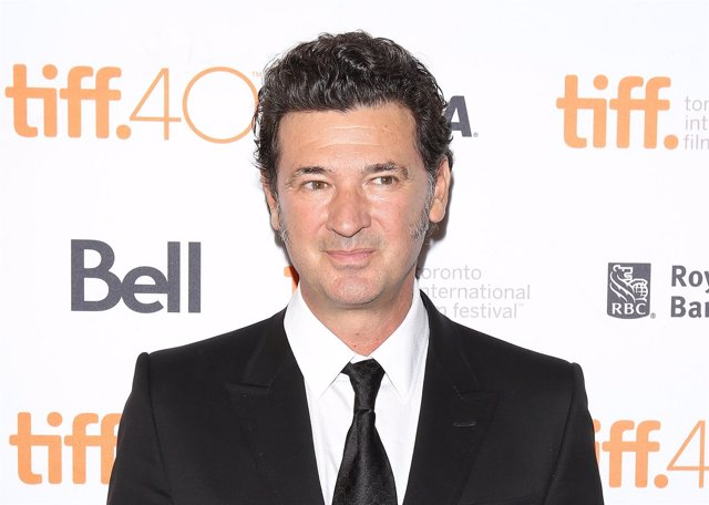 """Arrives at the """"Ma Ma"""" premiere during 2015 Toronto International Film Festival"""
