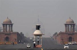 Nueva Delhi impone restricciones drásticas por el incremento de la contaminación