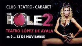 'The Hole 2' programa ocho sesiones esta semana en Badajoz
