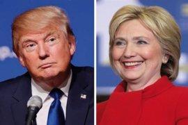 Clinton ostenta una ventaja de cuatro puntos sobre Trump, según la encuesta final de 'WSJ'/NBC