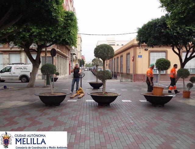 Calle de Melilla