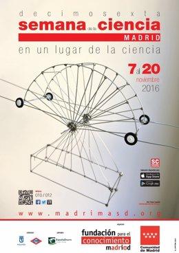 XVI Semana de la Ciencia de Madrid