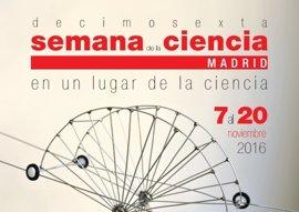 La XVI Semana de la Ciencia arranca mañana en Madrid con más de 1.000 actividades gratuitas