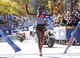 Ghebreslassie y Keitany, vencedores del Maratón de Nueva York