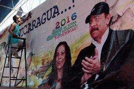 Cierran los colegios electorales en Nicaragua, con Ortega como gran favorito