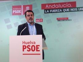 PSOE destaca las inversiones en infraestructuras de Educación para Huelva con 3,5 millones
