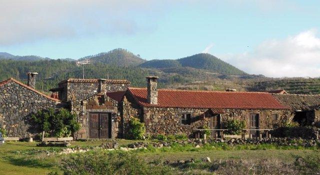Casa rural en Tenerife