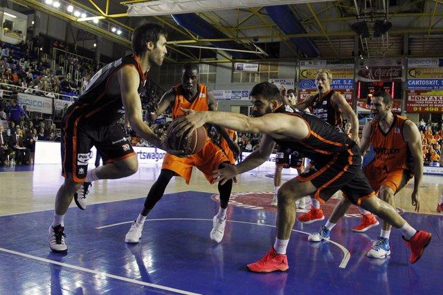 Montakit Fuenlabrada - Valencia Basket