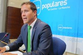 """PP: El informe de legionela pretende """"con mentiras"""" la """"mayor crisis sanitaria de C-LM"""""""