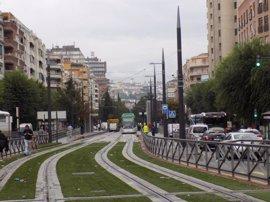 La Junta aplaza a marzo de 2017 la apertura del metro de Granada