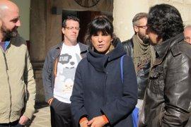 """Teresa Rodríguez: Podemos debe """"dejar de ser un manojo de caras públicas"""""""