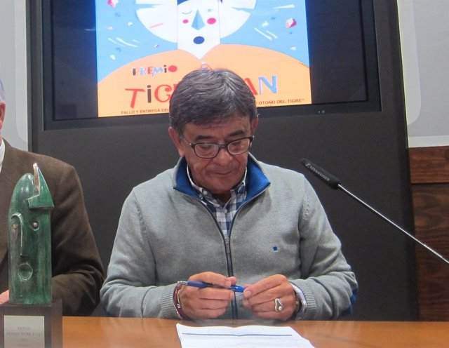 El Concejal De Cultura De Oviedo, Roberto Sánchez Ramos