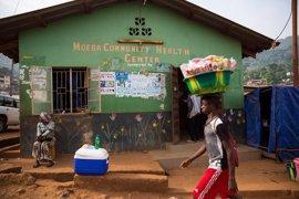 La falta de alimentos por el ébola afecta a miles de niños en Sierra Leona