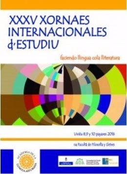 Xornaesd'Estudiu de l'Academia de la Llingua.