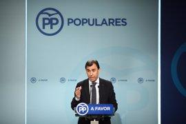"""Maillo, ante el deseo de Cospedal de seguir como número dos del PP: """"Para hablar de nombres vamos a esperar al congreso"""""""