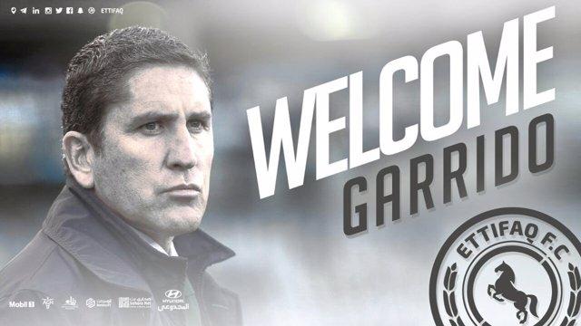 Juan Carlos Garrido, nuevo entrenador del Ettifap CF