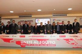 LaLiga y Banco Santander seleccionarán a 60 jóvenes con el proyecto LaLiga Global Network