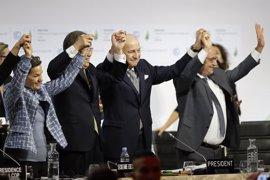 Greenpeace pide ratificar el Acuerdo de París y detener proyectos de combustibles fósiles